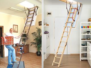 Schody na strych – jakie wybrać?