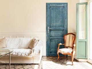 Drzwi stylizowane do domowych wnętrz