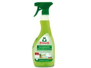 Linia porduktów marki Frosch jako produkty ekologiczne