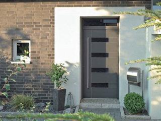 Komfort już od progu, czyli wybieramy drzwi wejściowe z Aluprof.