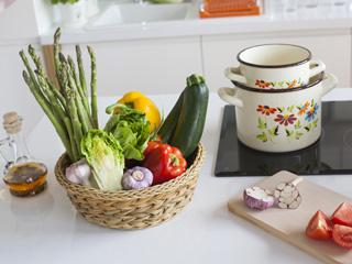 Koszyki Galicja do kuchni i łazienki.