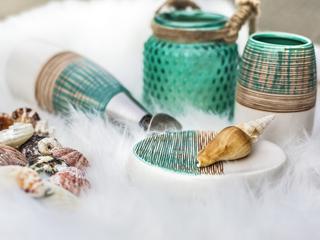 Vulcano – ceramiczne akcesoria łazienkowe w modnej kolorystyce