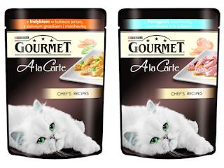 Nowe produkty GOURMET A la Carte.