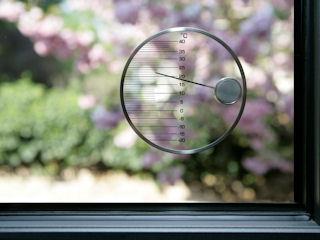 TERMOMETR OKIENNY ZEWNĘTRZNY WINDOW DISC.