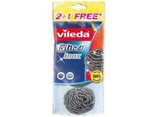 Nowość! Zmywak Glitzi Spiral INOX od Viledy uratuje twojego grilla.