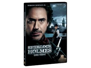 Filmowe przygody Sherlocka Holmsa.