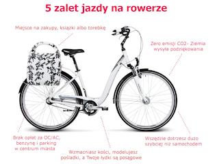 Zastosowania i zalety roweru