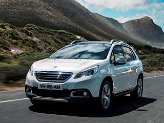 Dwukrotna nagroda za Kobiecy Samochód Roku Twojego Stylu 2013 dla Peugeot 2008