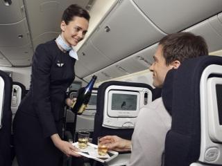 Nowoczesne rozwiązania w samolotach Boeing 777-300 ER obsługiwanych przez AIR FRANCE
