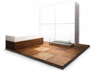 Fiński design, sauna i meble.