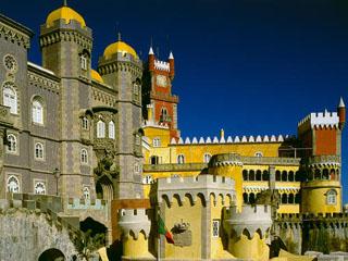 Zabytki w Lizbonie stolicy Portugalii