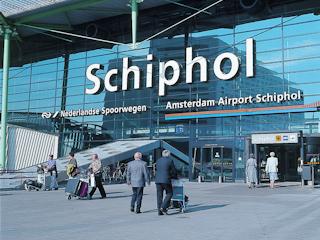 Amsterdam Schiphol Airport zostało najlepszym lotniskiem w Europie w 2013 roku!