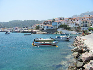 Grecja nieznana: Samos i Chios