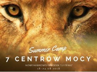 Summer Camp 7 Centrów Mocy - Podróż Bohatera