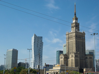 Co się działo w październiku w Warszawie?