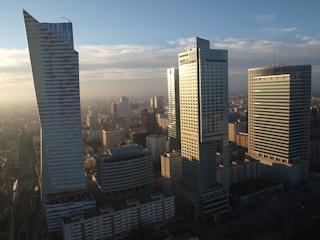 Co się działo w grudniu w Warszawie?