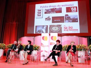 VI Kongres Kobiet w Warszawie.