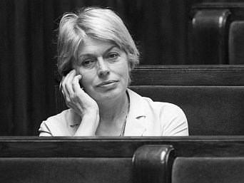 Izabela Jaruga Nowacka- wojowniczka o prawa kobiet
