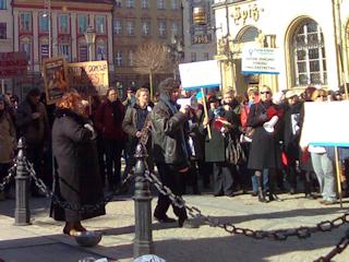Wrocławska manifa 2011 w walce o wyzwolenie kobiet