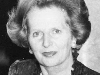 Margaret Thatcher – od córki sklepikarza do premiera