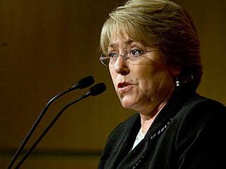 Michelle Bachelet - chilijska pionierka