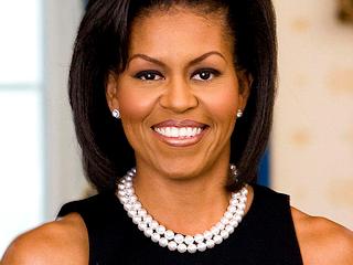 Krótka biografia Michelle Obamy.