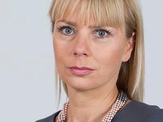 Elżbieta Bieńkowska - 50-cio latka.