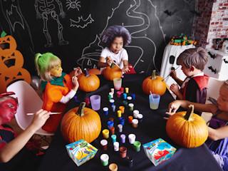 Jak przygotować Halloweenowe przyjęcie dla najmłodszych?