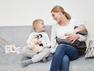Domowe sposoby na katar dziecka