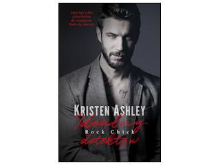 """""""Idealny detektyw"""" Kristen Ashley"""