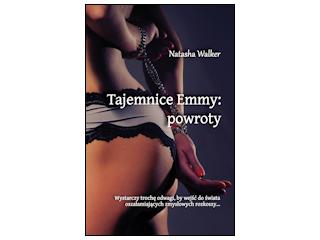 """Tajemnice Emmy: powroty"" Natasha Walker"