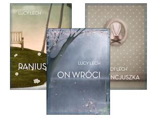 Trylogia powieści autorstwa Lucy Lech