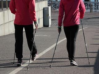 Jak wybrać buty do nordic walking?