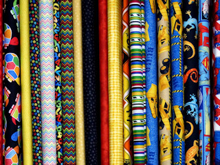 Druk na materiale - jakie tkaniny wybrać?