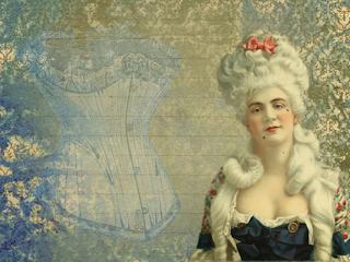 Moda dworska końca XVI wieku we Francji