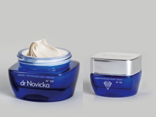 DN formula Nº 101 Luxury Anti-Aging Day and Night Cream.