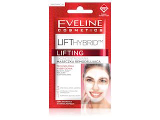 Skoncentrowana maska Remodelująca z linii LIFT HYBRID Eveline Cosmetics.