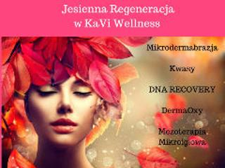 Jesień w KaVI Wellness