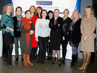 Pierwszy etap projektu marki Soraya zakończony!