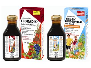 Preparaty Floradix z żelazem w aptekach Dbam o Zdrowie
