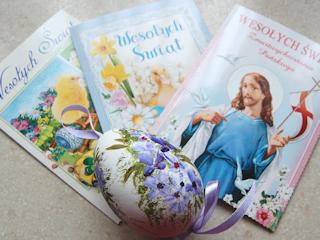 Komu kartkę na Wielkanoc?