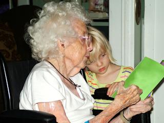 Kartki na Dzień Babci i Dziadka