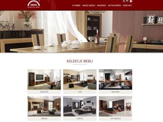 Nowa strona internetowa Mebin