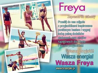 Moja przyjaciółka Freya – konkurs