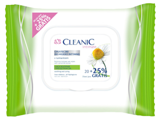Niezawodna ochrona strefy intymnej w okresie wakacyjnym z chusteczkami do higieny intymnej Cleanic.