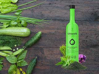 Chlorofil - Zielony eliksir młodości