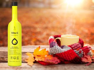 Witamina C na chłodną jesień od Duolife.
