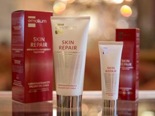 Kremy zapobiegające starzeniu się skóry.