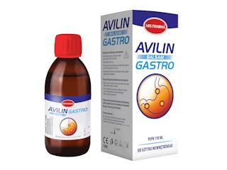 Avilin Balsam Gastro – wakacje bez problemów żołądkowych.