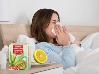 Walka z jesienno-zimową infekcją